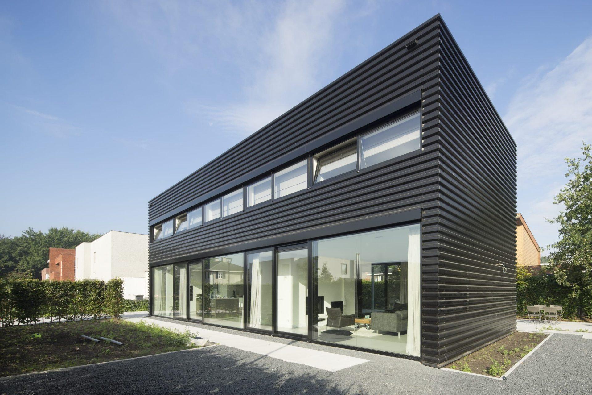 Jmw architecten modern en realistisch for Architecten moderne stijl