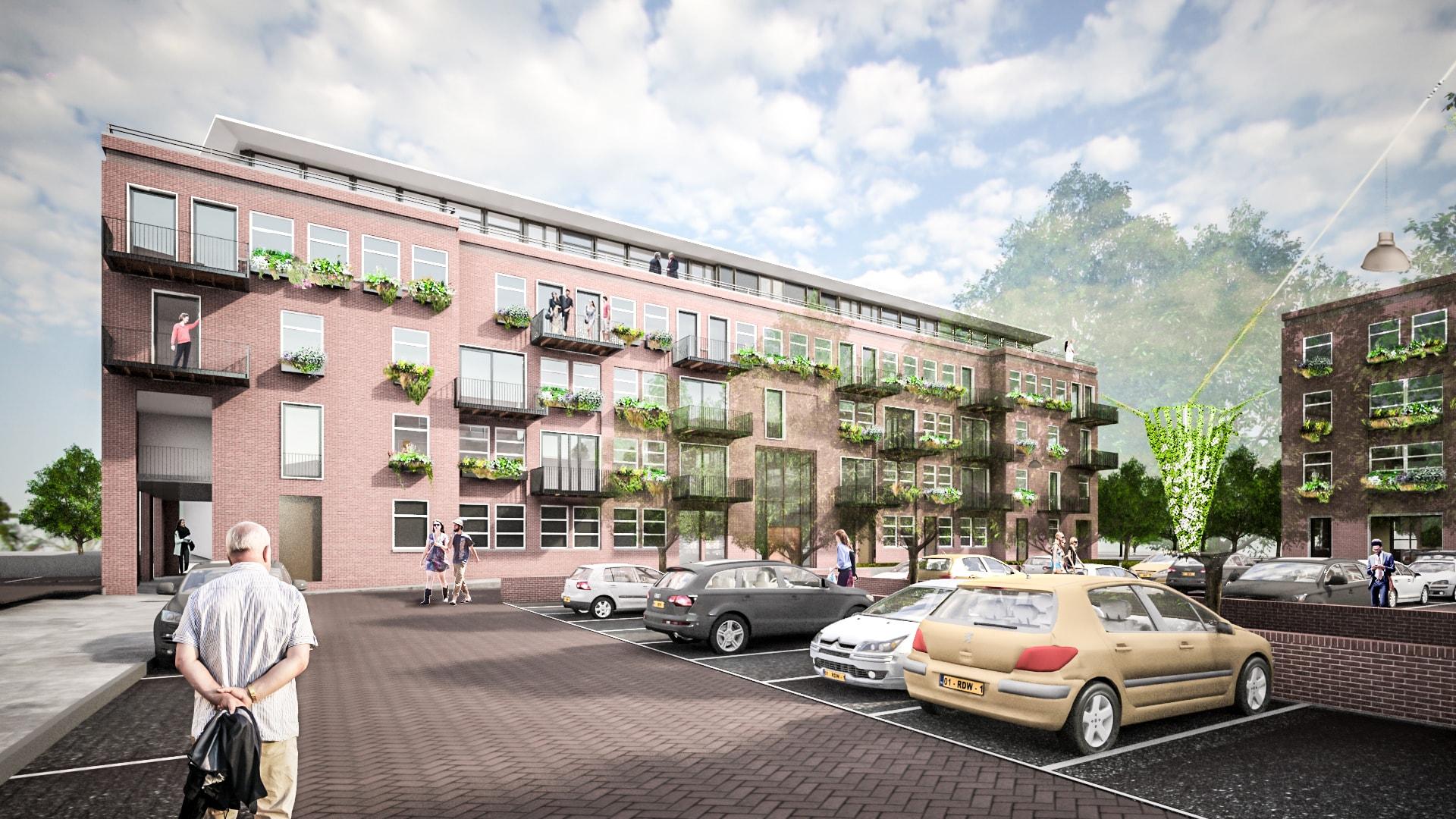 Zwolle JMW architecten