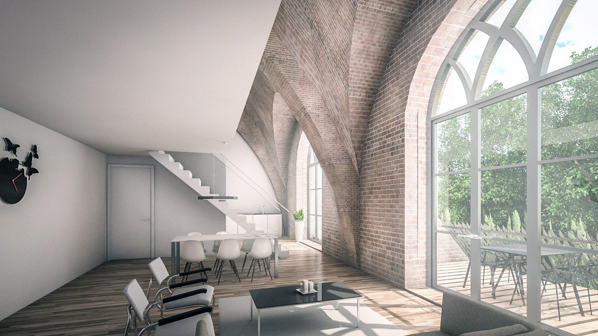 Maria Boodschap kerk Goirle JMW architecten