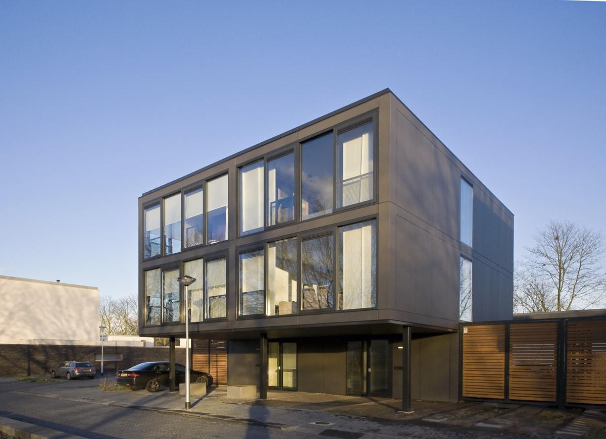 Quirijnboulevard Tilburg JMW architecten