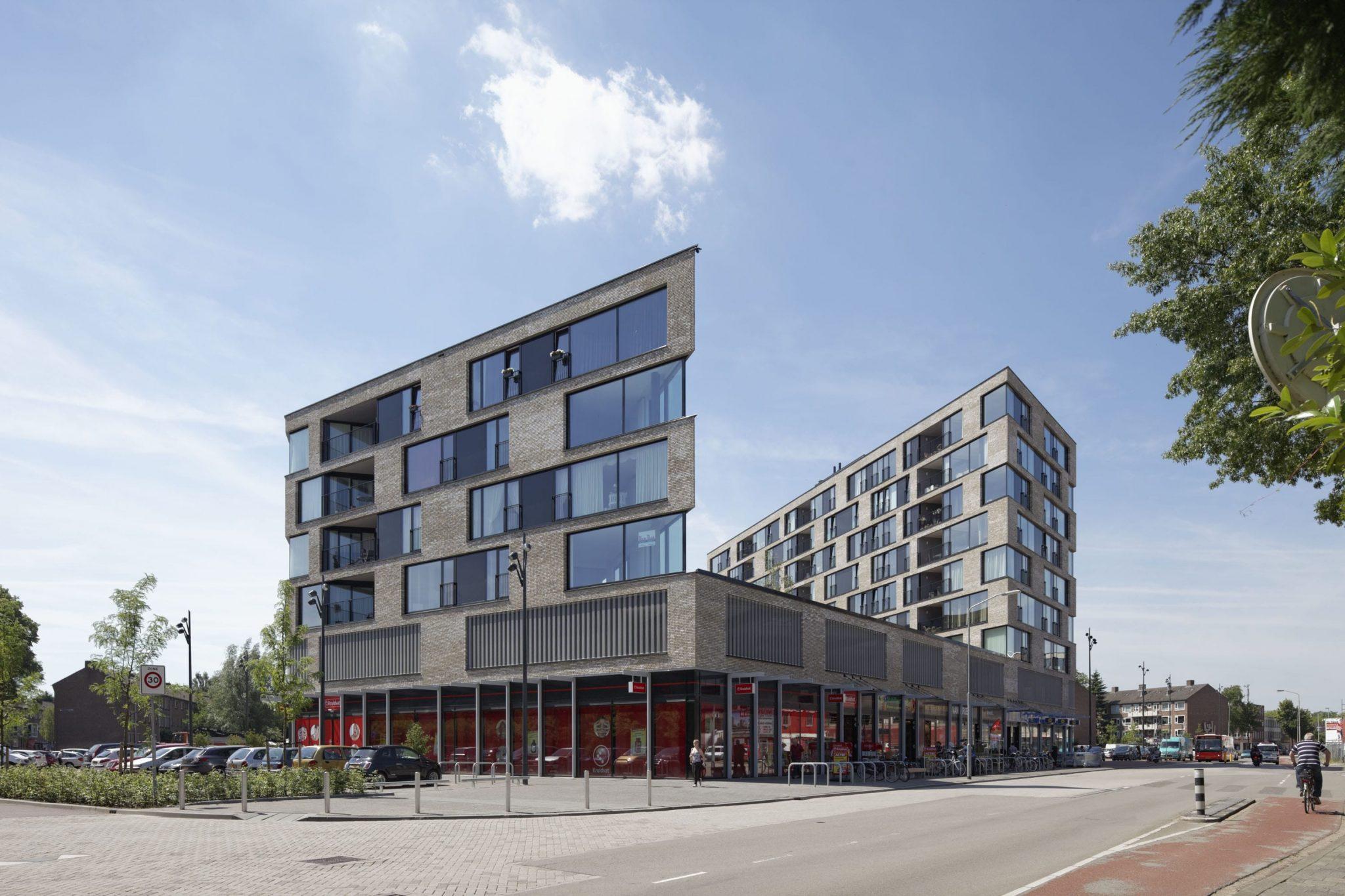 dr. Struyckenplein Breda JMW architecten