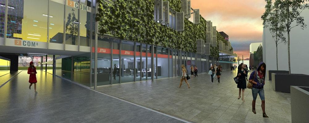 Veemarktkwartier Tilburg JMW architects the Netherlands