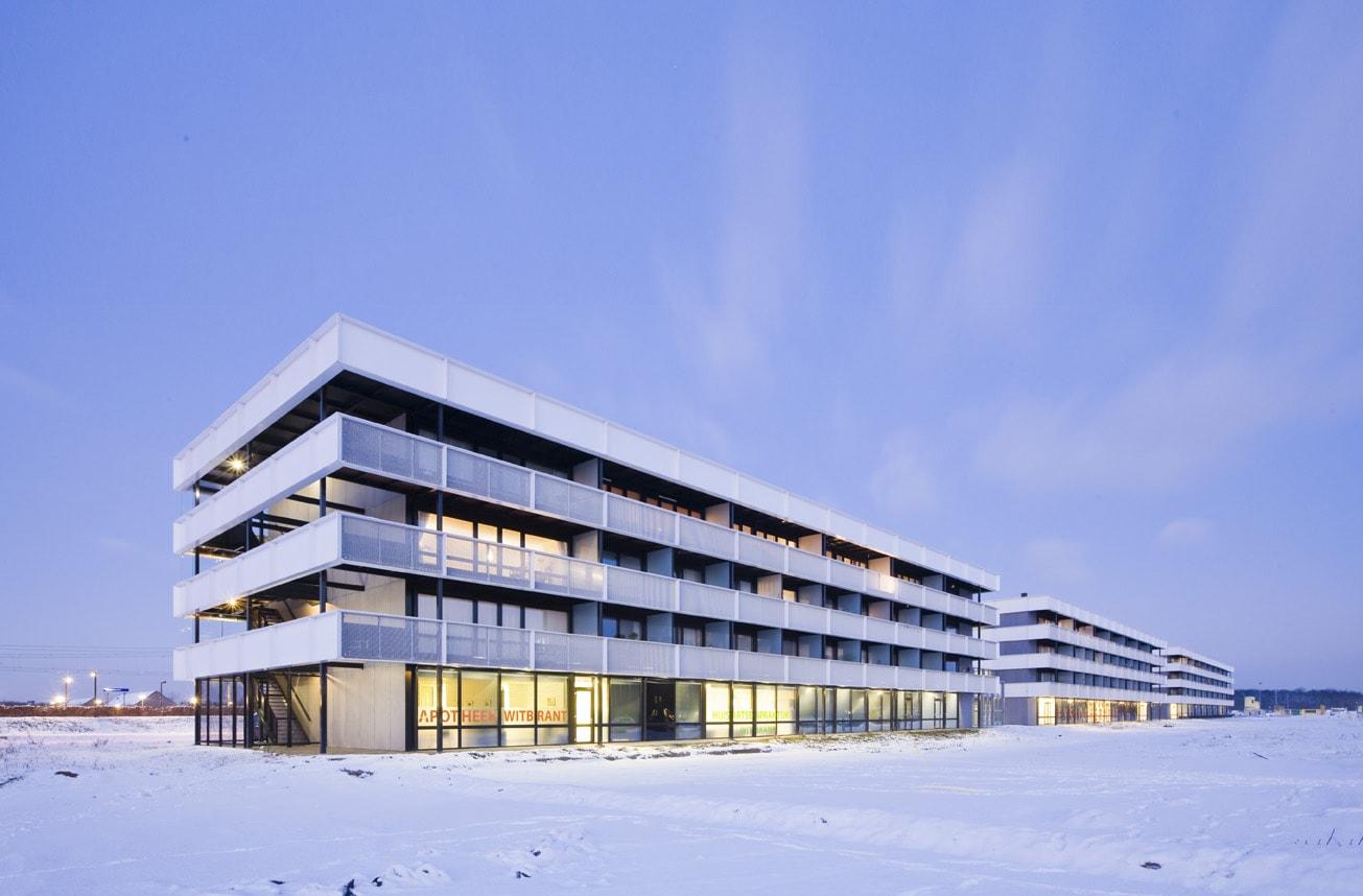 Witbrant West Tilburg JMW architecten