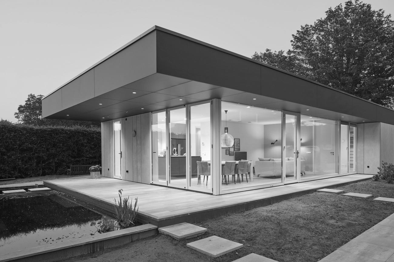 JMW architecten woonhuis Deurne