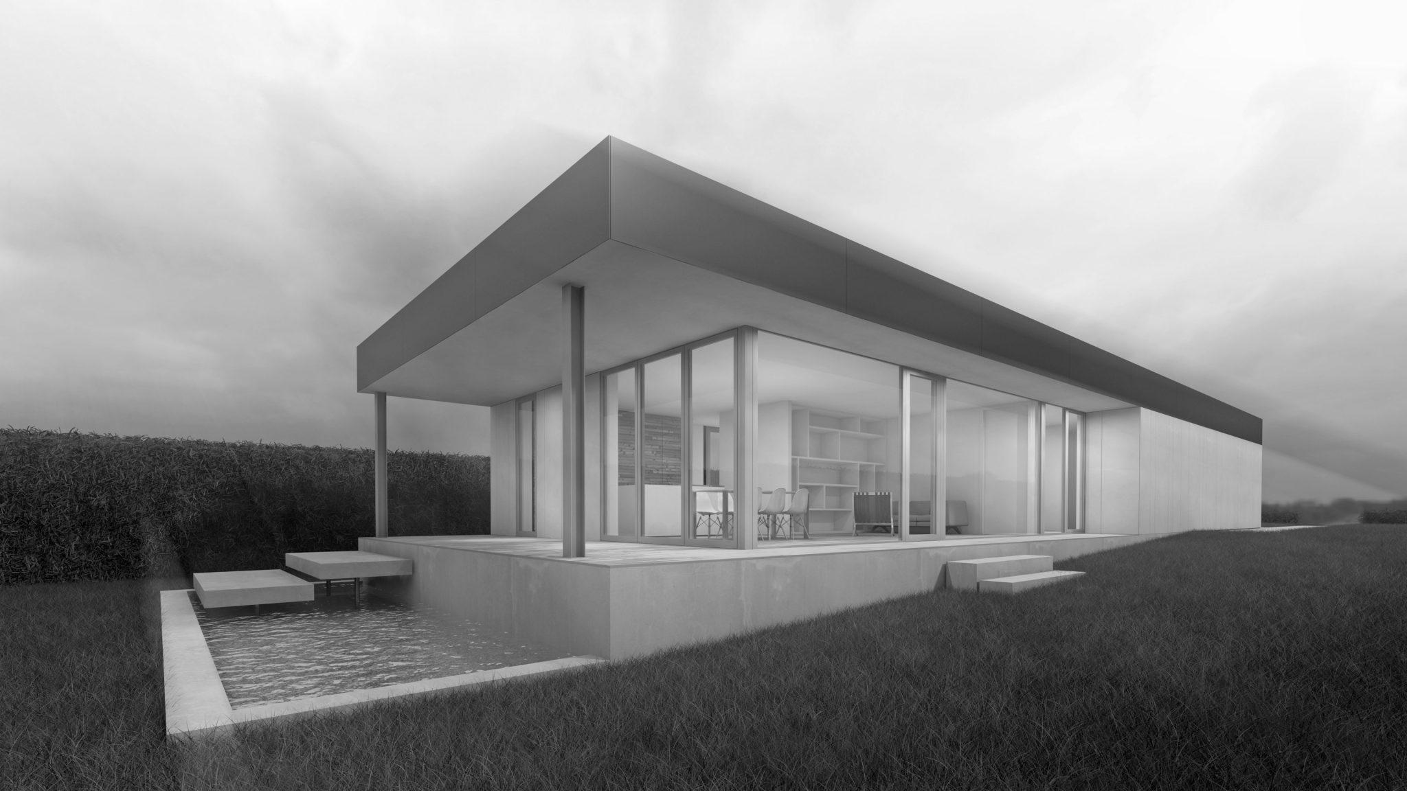 woonhuis Deurne JMW architecten