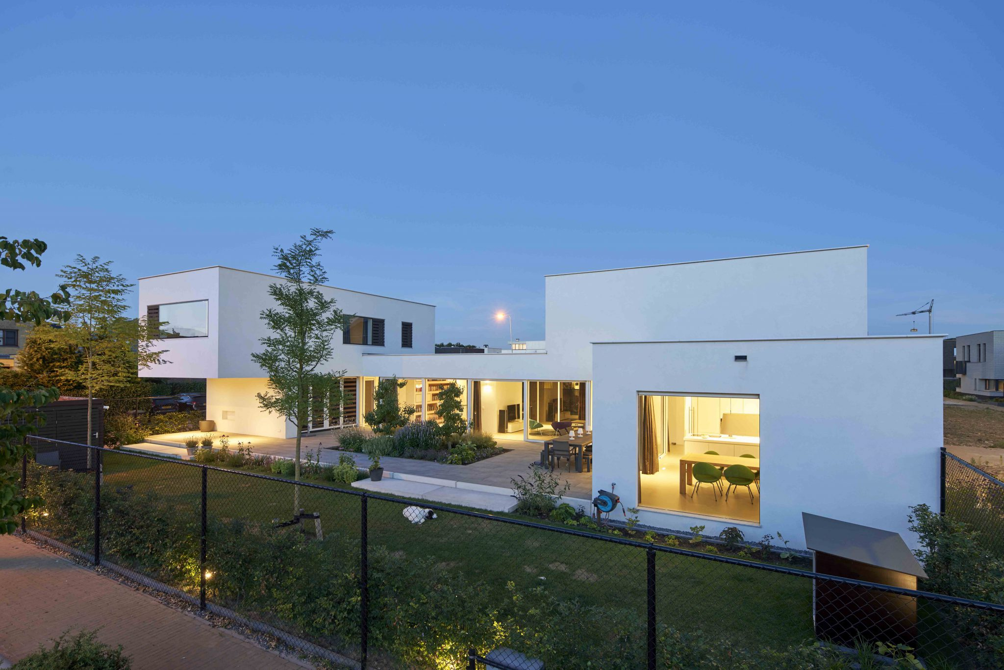 detached family house Waterrijk Eindhoven JMW architects
