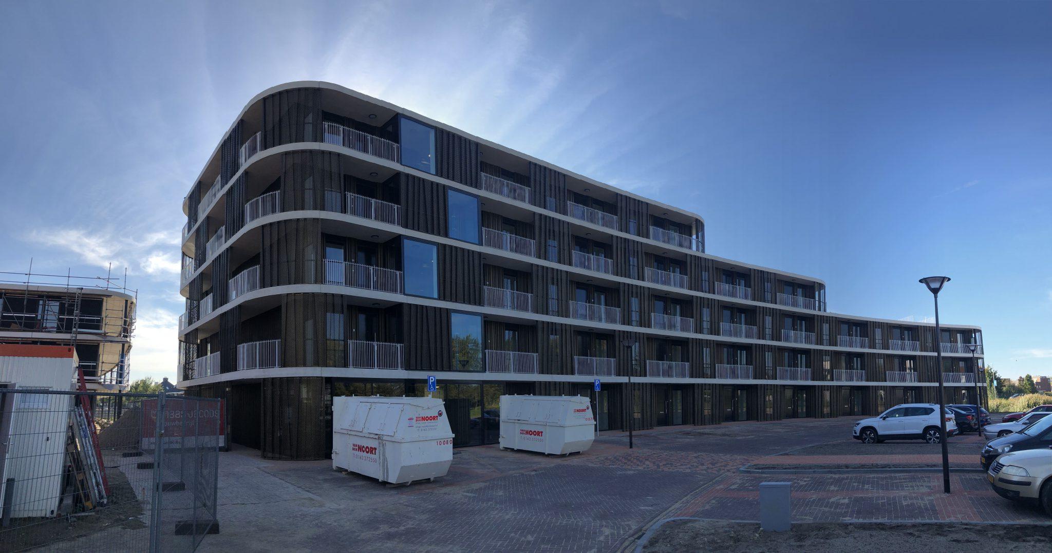 Sint Jakobsschelp Bergen op Zoom JMW architecten