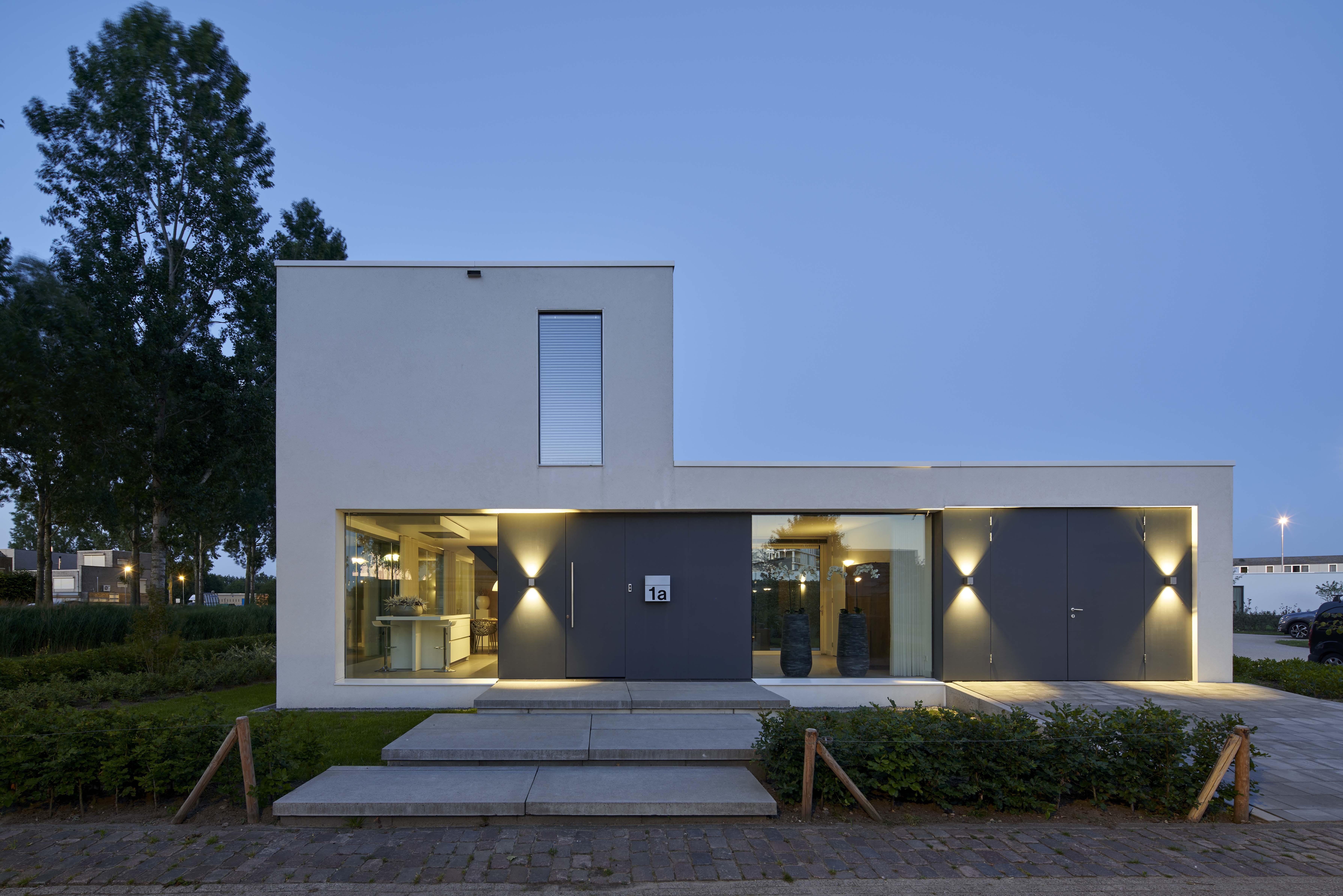 woonhuis Reeshof Tilburg JMW architecten