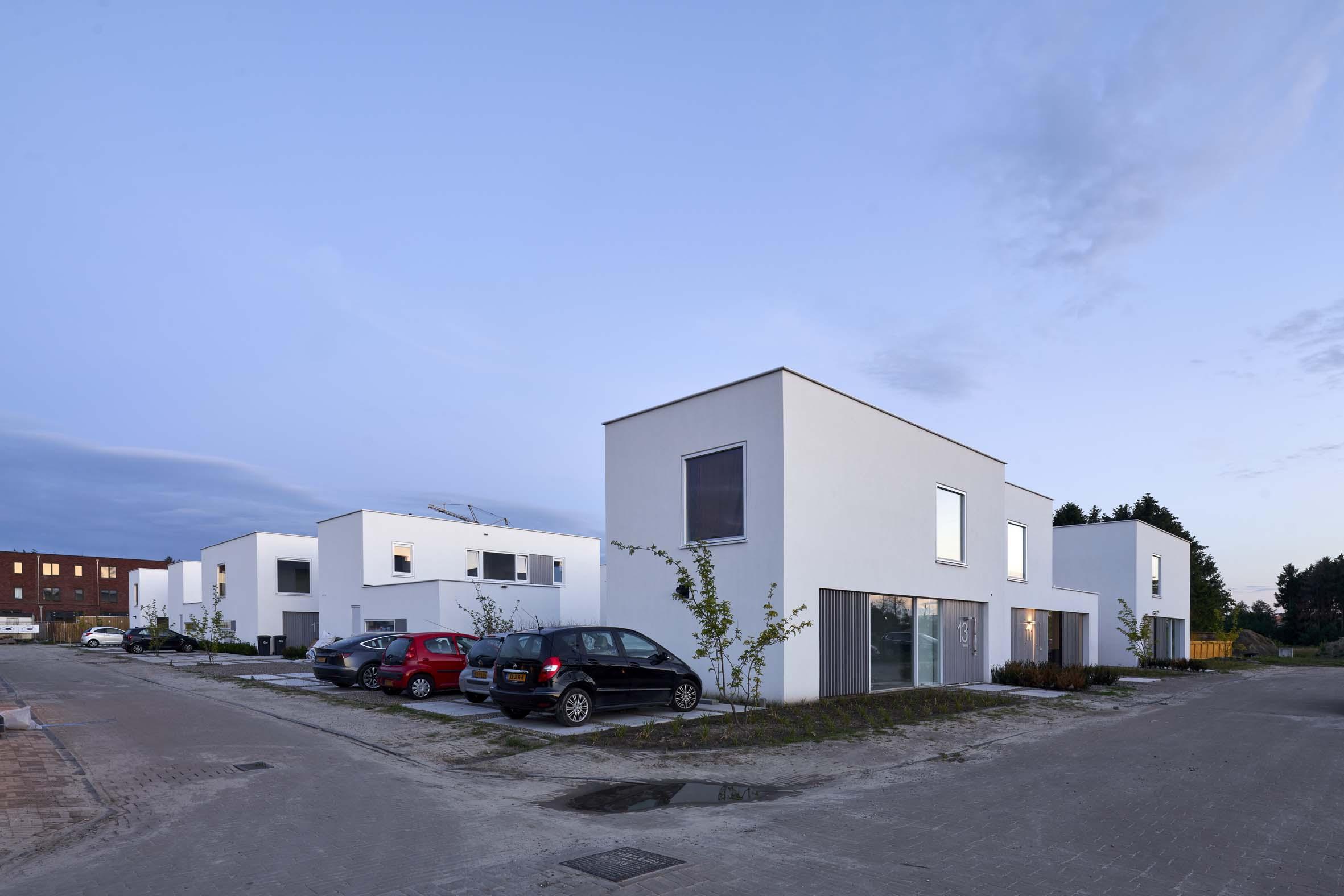 JMW architects Waterrijk Eindhoven