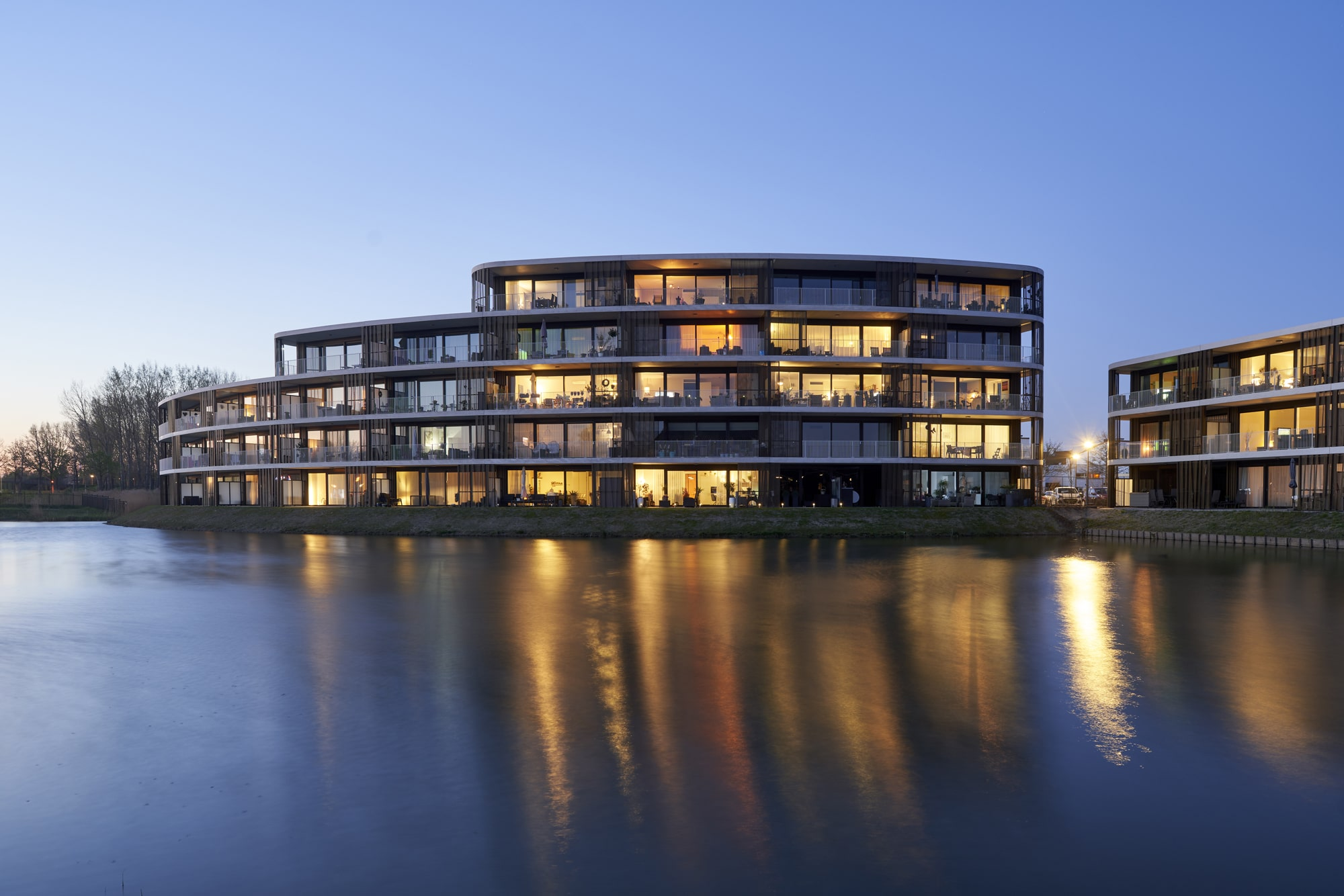 JMW architecten Sint Jakobsschelp Bergen op Zoom