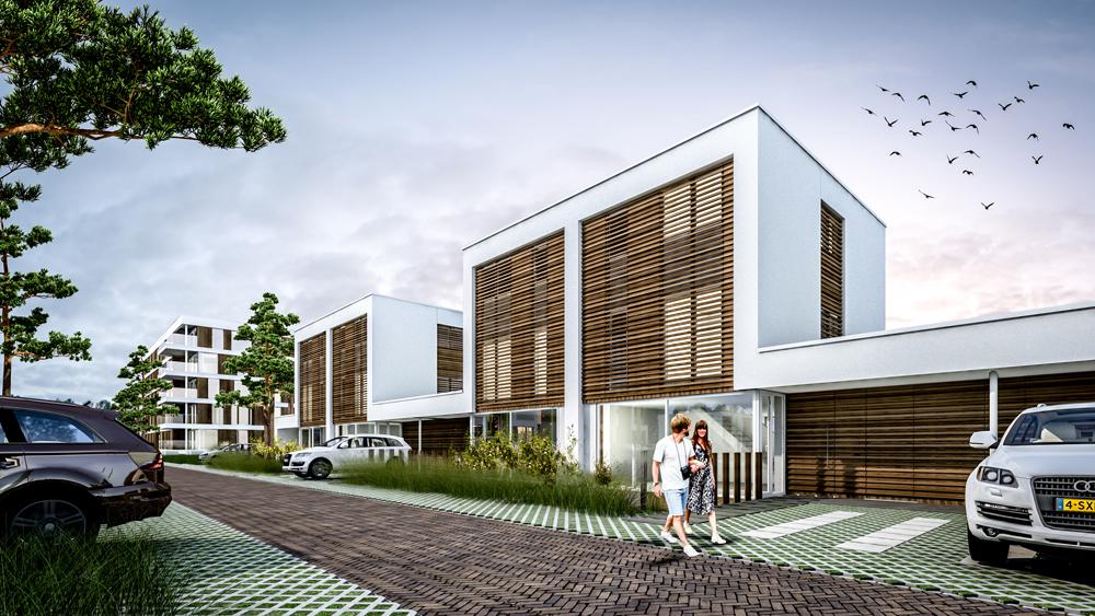 JMW architecten Strand Noord Rotterdam