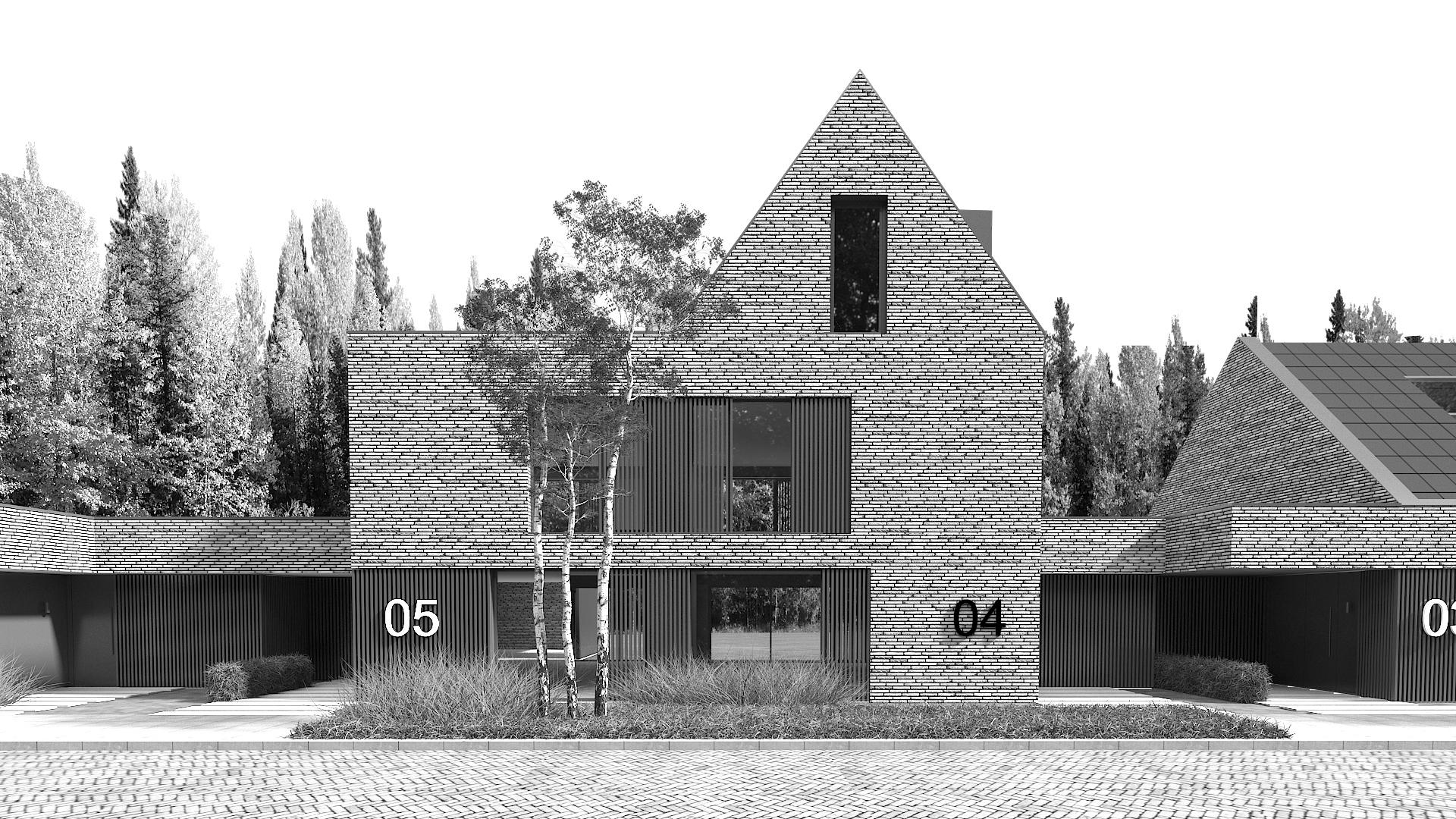 JMW architecten CPO Noorderstreek Tilburg