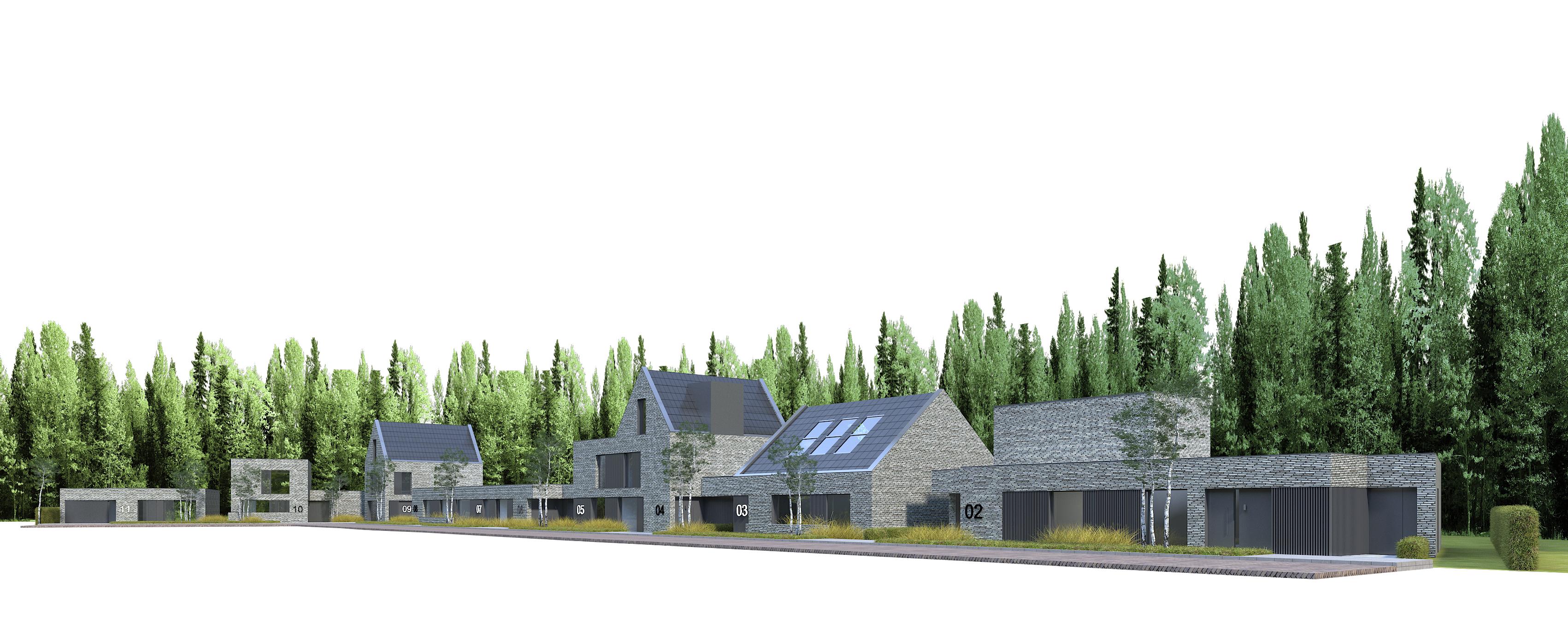 JMW architects CPO Tilburg