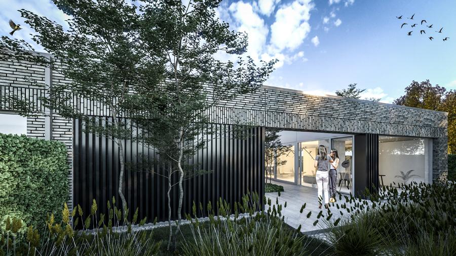 JMW architecten Heikantsestraat Prinsenbeek