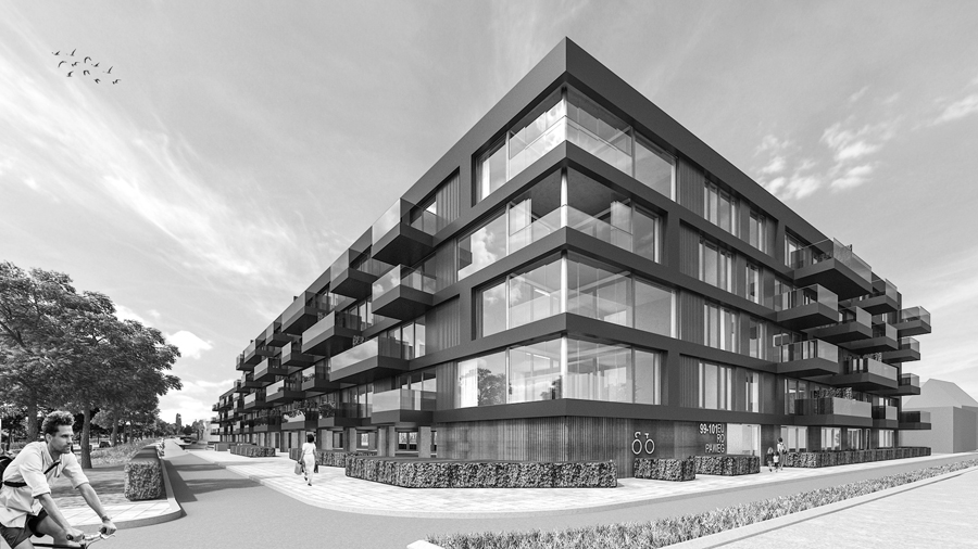 JMW architecten - Europaweg Helmond