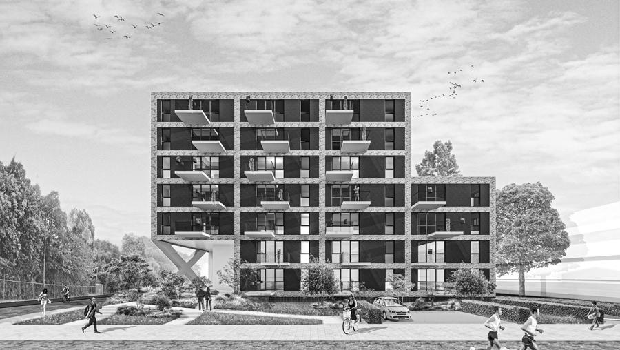 JMW architecten Middelland Woerden